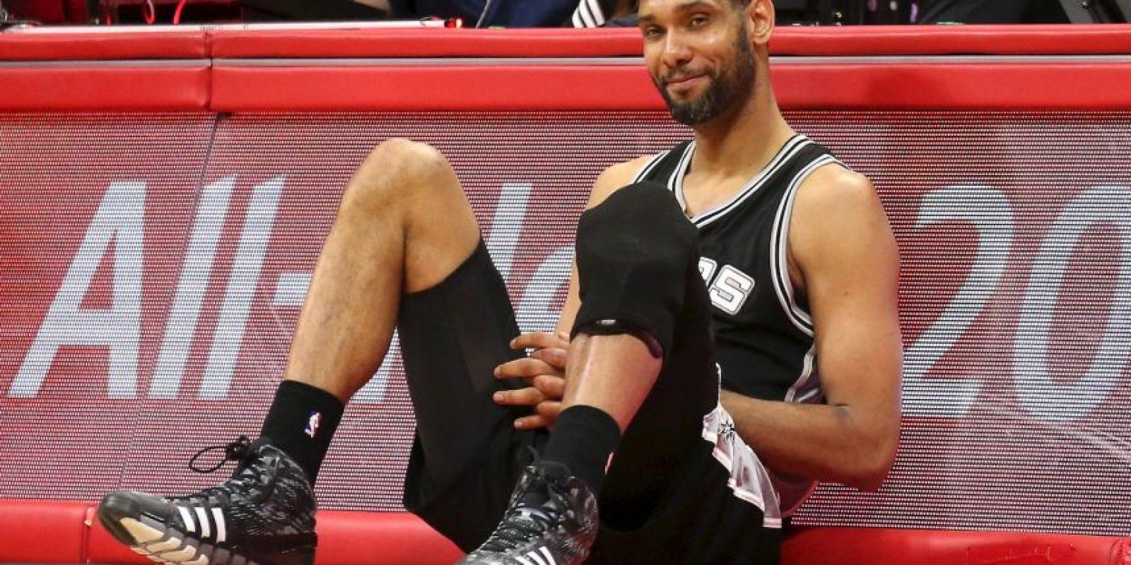 Los Spurs de San Antonio son el vigente campeón de la NBA. Foto:Vía facebook.com/Spurs