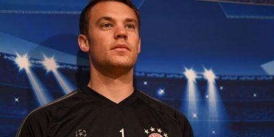 Manuel Neuer es el arquero titular del equipo alemán Foto:Getty Images