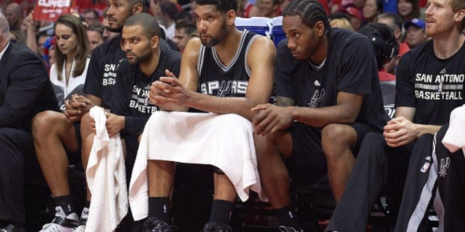 Pero esta temporada fueron eliminados por Los Ángeles Clippers y ya no podrán defender su corona. Foto:Getty Images