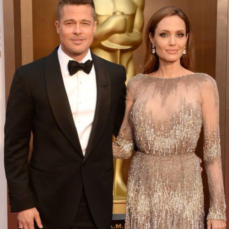 La pareja más linda del cine atraviesa por una etapa difícil en su matrimonio Foto:Getty Images