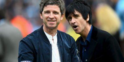 """Es famoso por ser integrante de la famosa banda de britpop """"Oasis"""". Foto:Getty Images"""