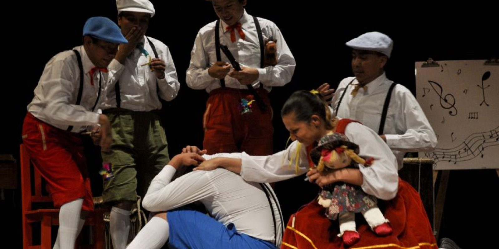 Foto:CortesíaBallet Folklórico de Guatemala