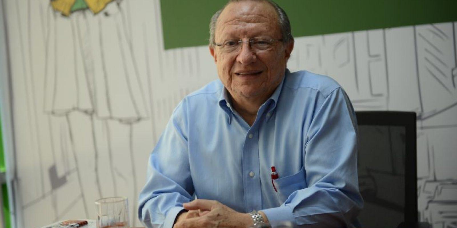 Roberto Cervantes, coach empresarial y promotor del modelo del servicio de Disney Foto:Oliver De Ros