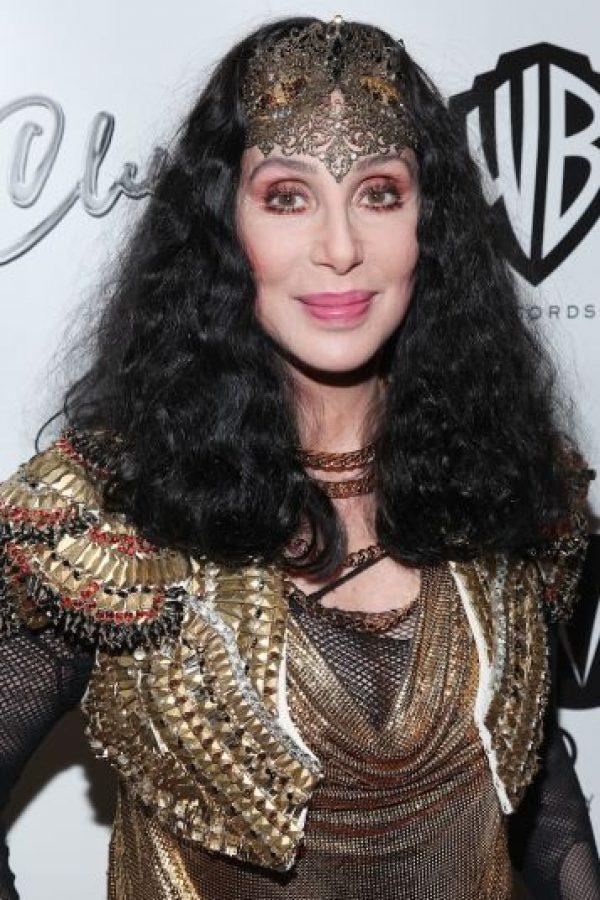 Cher y Gregg Allman: 9 días Foto:Getty Images