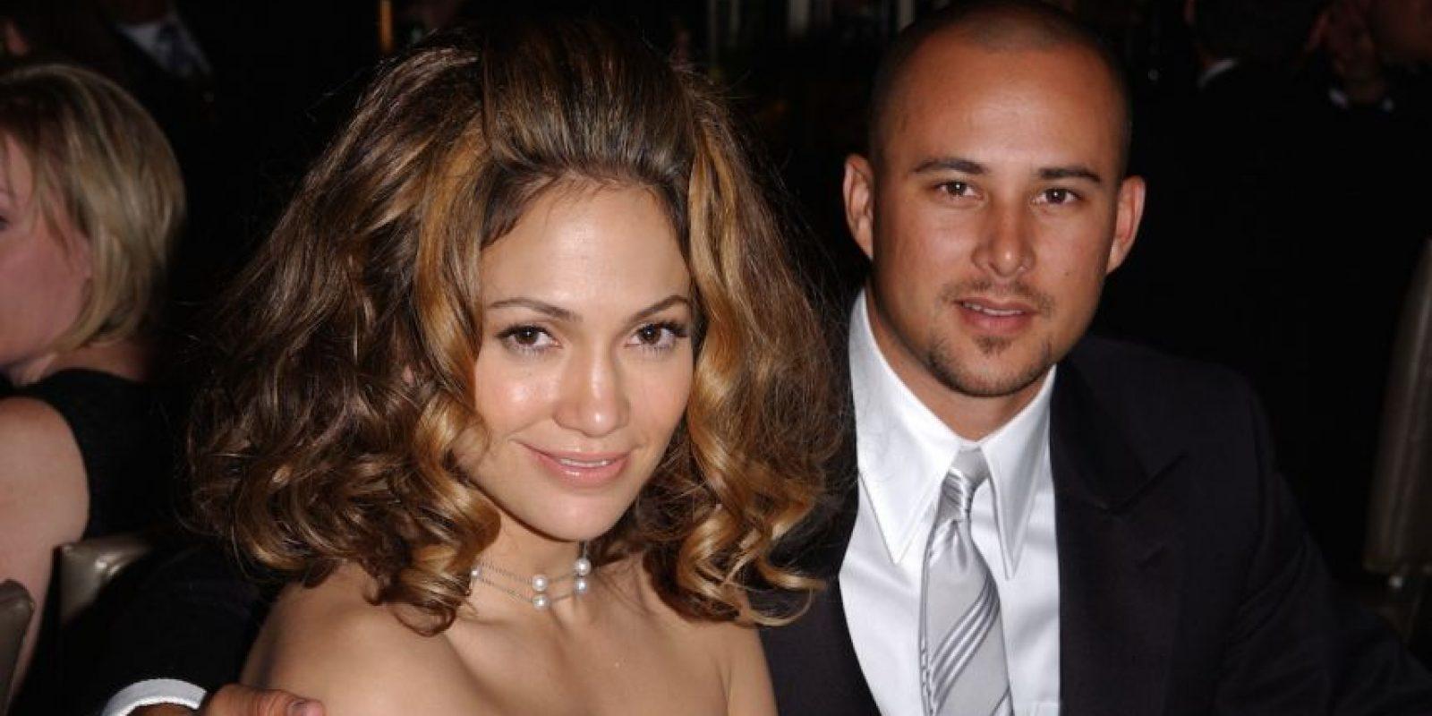 Jennifer Lopez y Cris Judd Foto:Getty Images