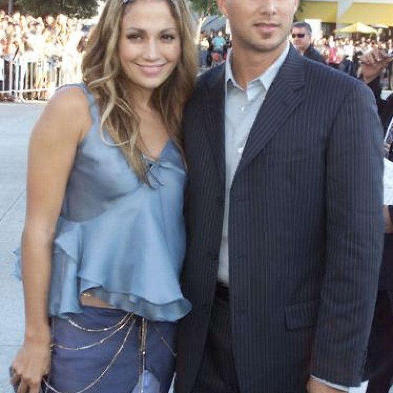Jennifer Lopez y Cris Judd: 9 meses Foto:Getty Images