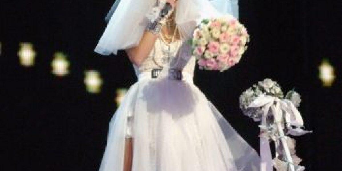 INFOGRAFÍA: Estos son los matrimonios más cortos de las celebridades