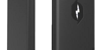 Esta funda recargará la batería de tu iPhone sin usar electricidad
