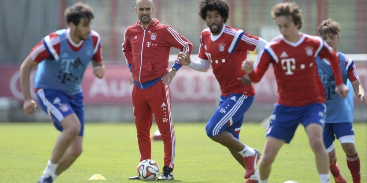 Ante el Bayern, el Barça espera a un invitado especial