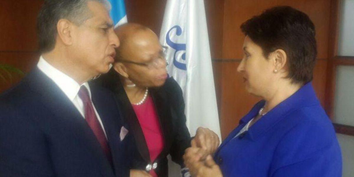 Directora de la OIT verifica avances en  muerte de sindicalistas