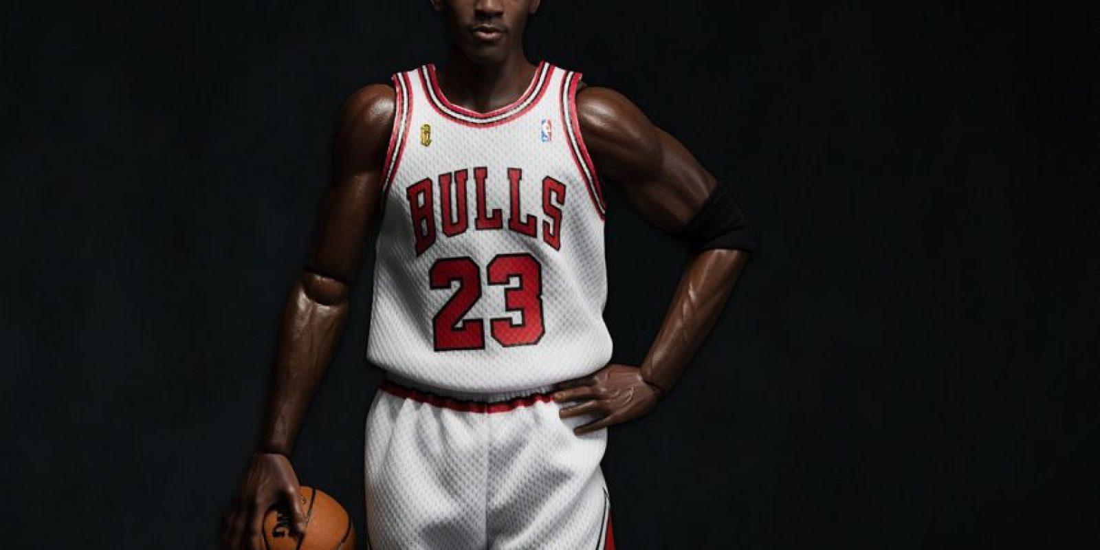 Michael Jordan Foto:Agencias