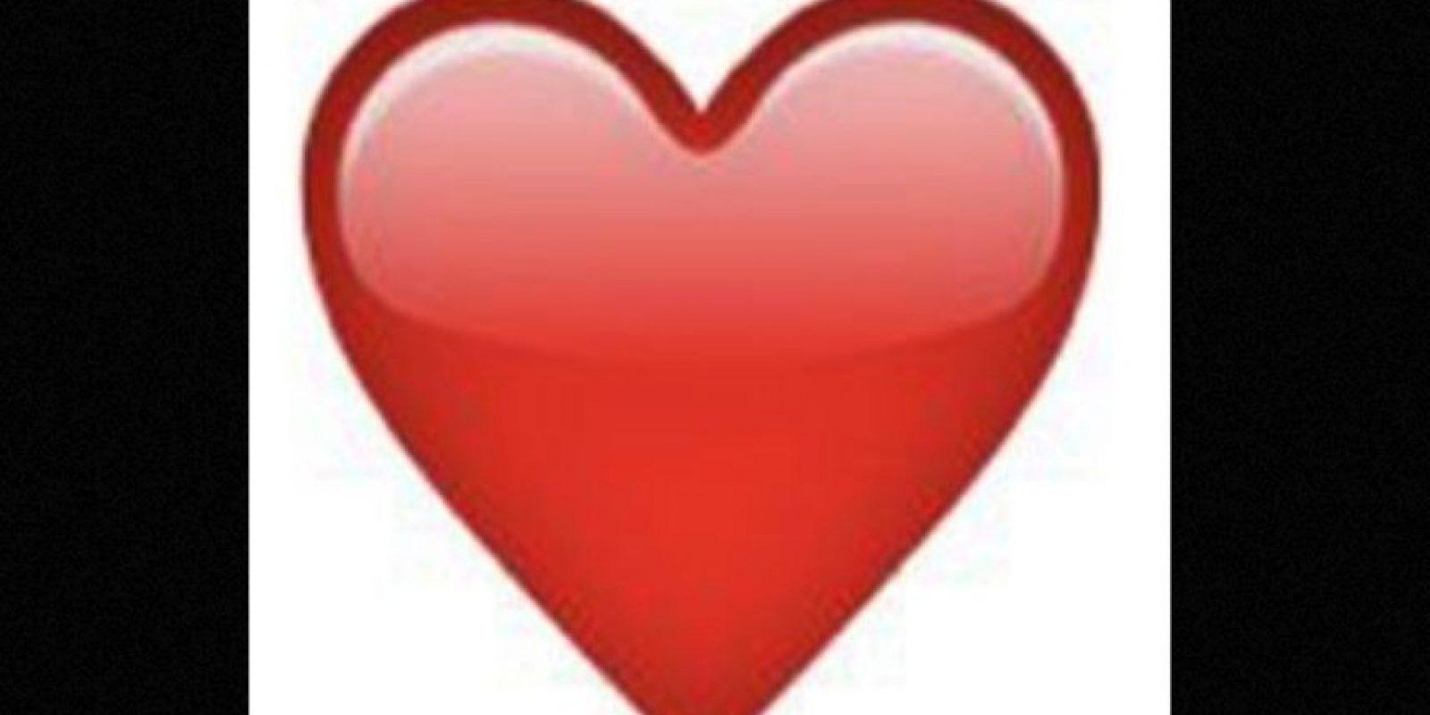 Corazones Foto:Emojipedia