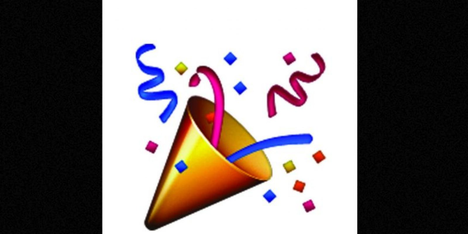 Festejo Foto:Emojipedia