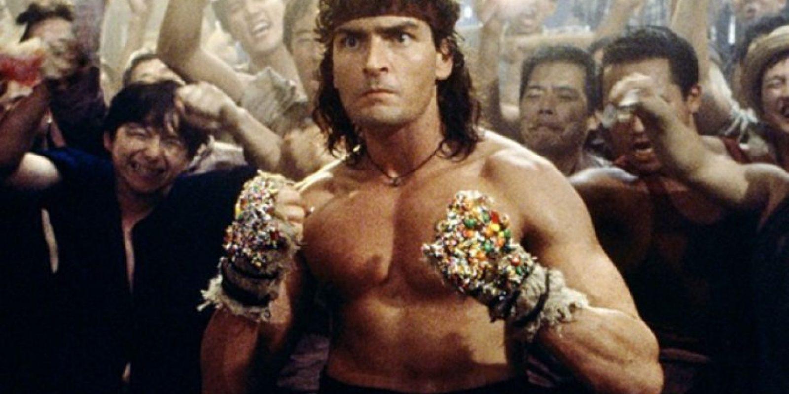 """Es peleador y piloto experto. Está enamorado de """"Ramada"""". Foto:vía 20th Century Fox"""