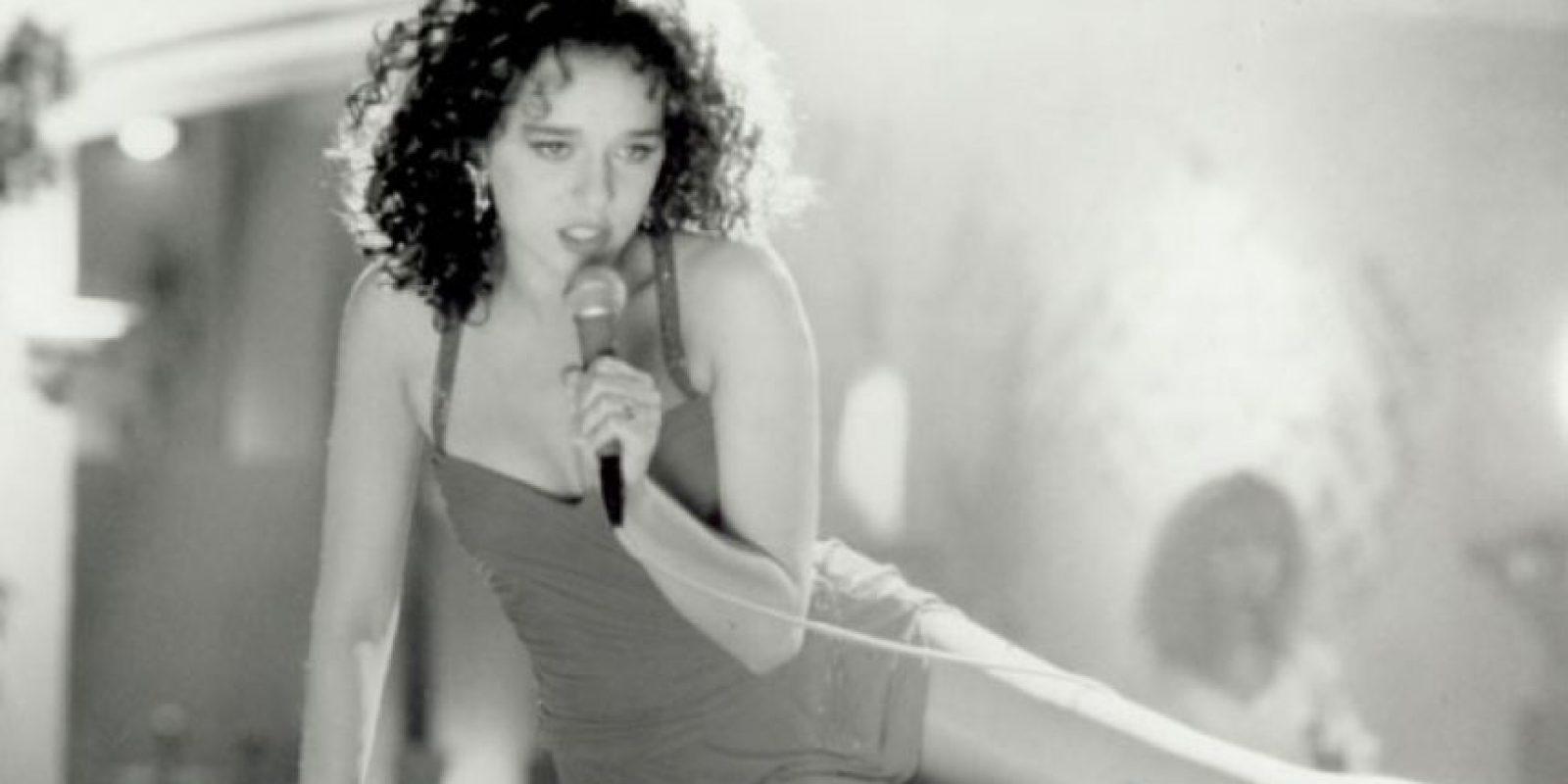 "Valeria Golino era ""Ramada Thompson"". Se enamora de ""Topper"" en la primera película. Foto:vía 20th Century Fox"
