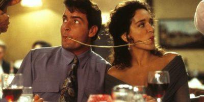 """Fue interpretado por Charlie Sheen en 1991 y 1993. La película parodió a varias clásicas del género bélico como """"Top Gun"""" o """"Platoon"""". Foto:vía 20th Century Fox"""