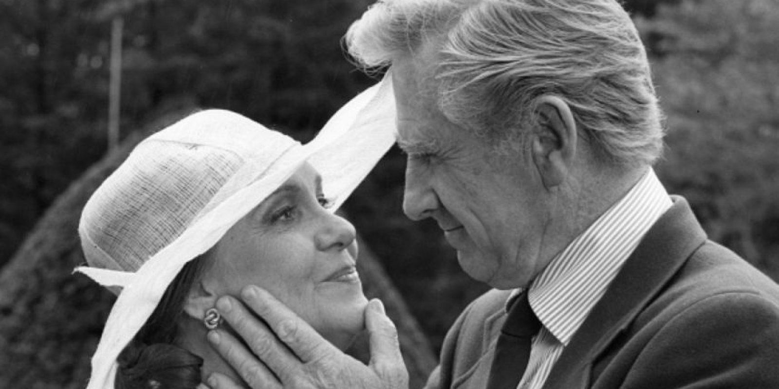 Fue un gran actor de cine clásico. Murió en 1998. Foto:vía Getty Images