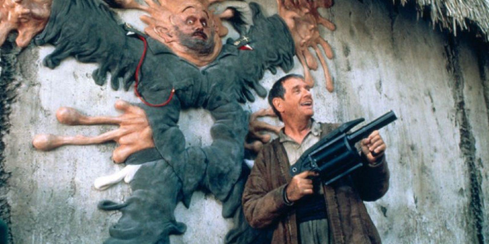 """Richard Crenna era el """"Coronel Denton Walters"""". Foto:vía 20th Century Fox"""