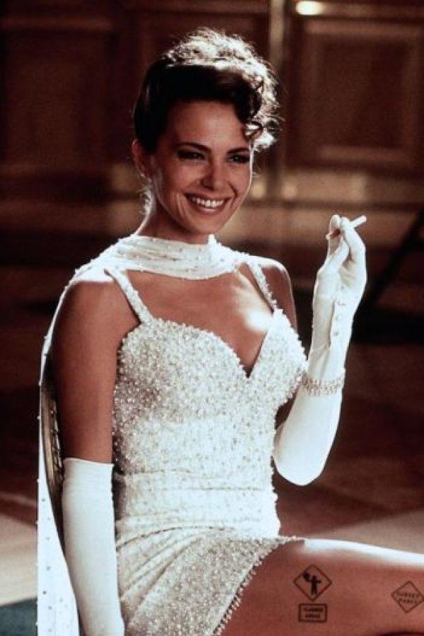 """Brenda Bakke era """"Michelle Rodham Huddleston"""", sexy espía que enamora a """"Topper"""", pero es descubierta y derrotada por """"Ramada"""". Foto:vía 20th Century Fox"""