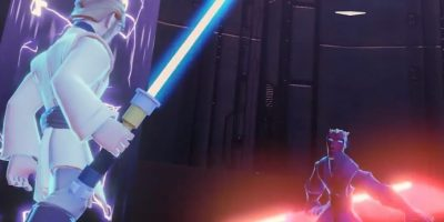 "VIDEO: ""Disney Infinity"" 3.0 llegará con personajes de ""Star Wars"""