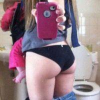 La graciosa y sexy mamá Foto:Twitter