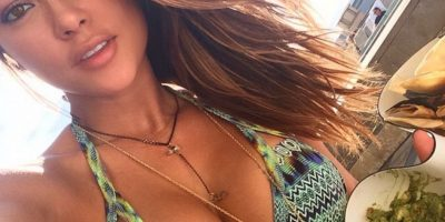 Tiene 29 años. Foto:Vía instagram.com/ariannyceleste