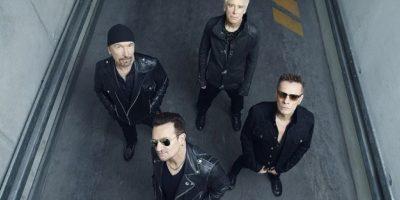 Fotos actuales de la banda. Foto:vía Facebook/U2