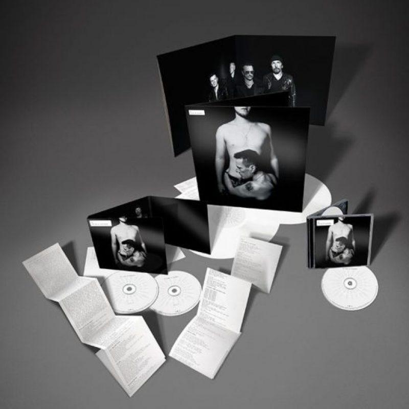 El álbum #SongsOfInnocence Foto:vía Facebook/U2
