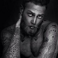 """Un estudio hecho hace tres años en Nueva Zelanda, mostró que las barbas pueden conseguir respeto, mas no citas. Se les mostraron 200 fotos a mujeres de """"antes y después"""". Ellas prefirieron a los lampiños. Foto:vía Instagram"""