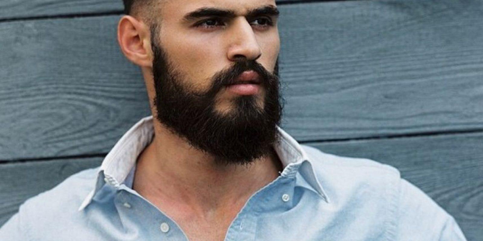 7. Hay barbas de barbas. Foto:vía Instagram