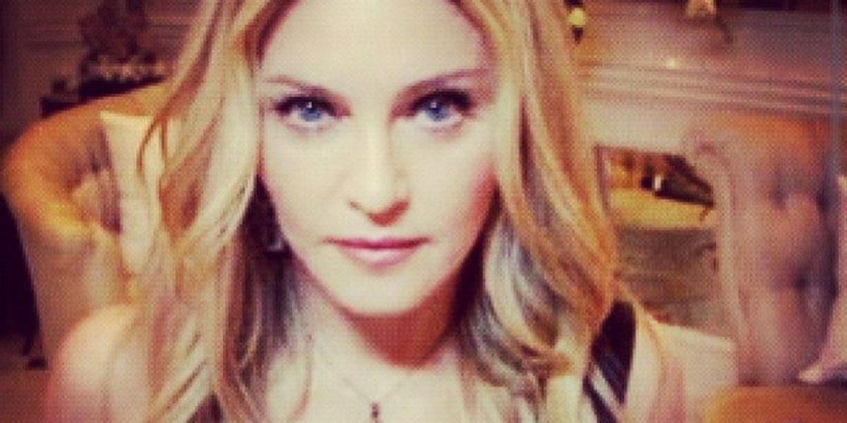 Un desagradable inquilino fue visto en casa de Madonna