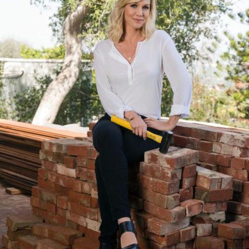 Jennie Garth Foto:Agencias