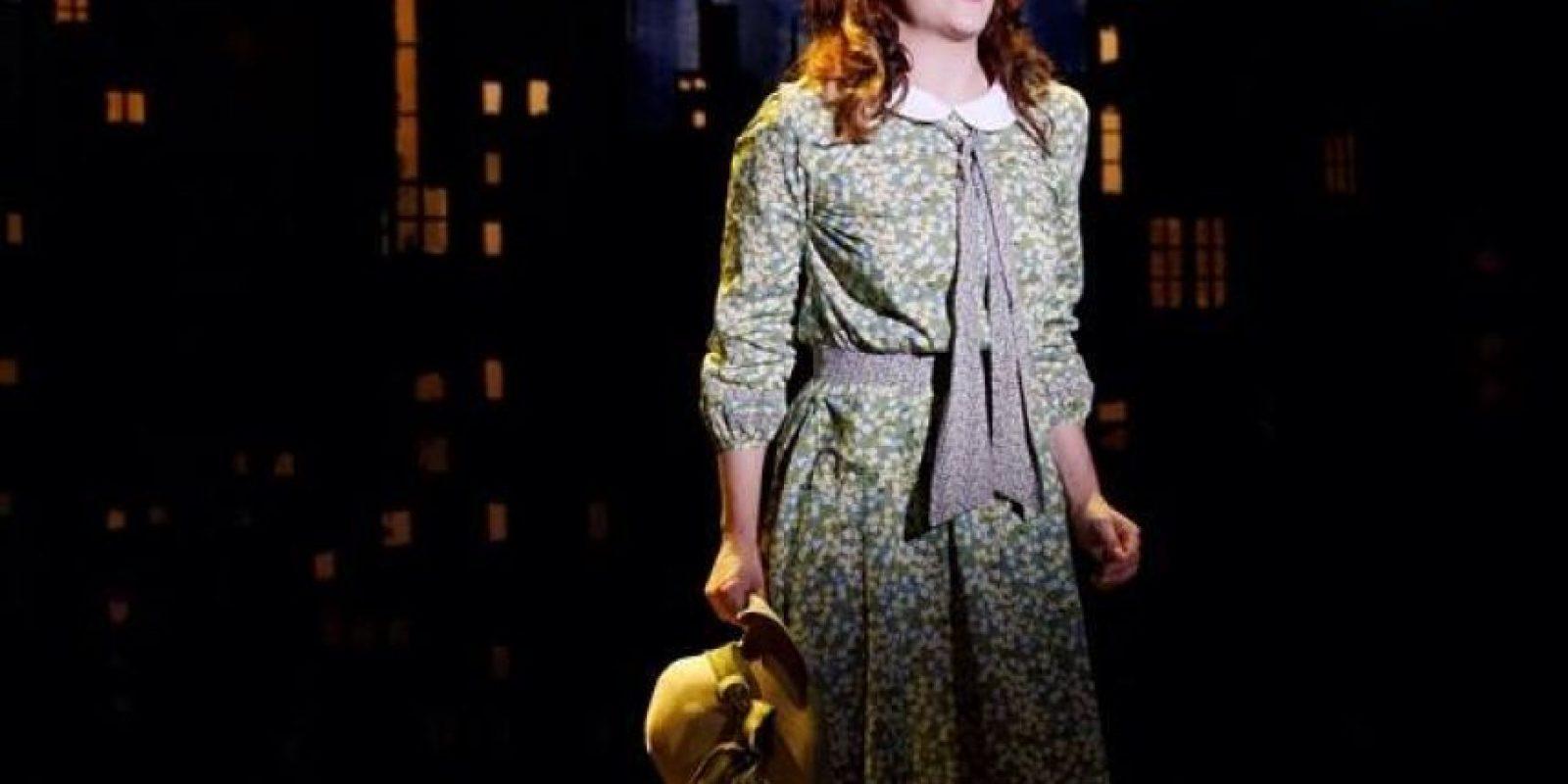 En la actualidad tiene 30 años y es actriz en Broadway. Foto:vía facebook.com/anneliesevanderpol