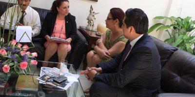Jueza verifica que Roxana Baldetti siga en Guatemala