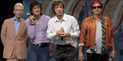 Los Rolling Stones también formaron parte de la Primera Revolución. Foto:Getty Images