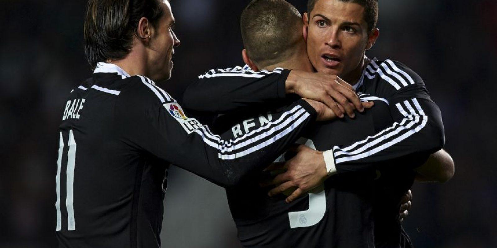 Además, en esta edición de la Champions, Messi llegó a 10 goles y Cristiano a 9. Foto:Getty Images