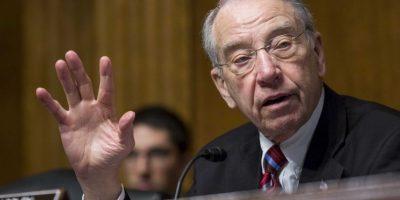 El senador Chuck Grassley propusó la Ley de prevención de Abusos, con la que se busca prevenir este tipo de incidentes. Foto:Getty Images