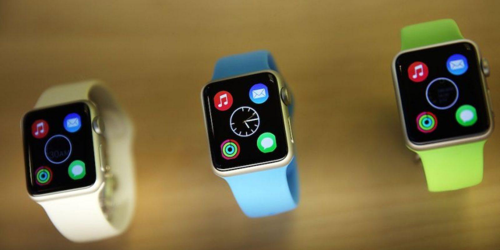 Apple Watch fue sometido a varias pruebas de resistencia. Foto:Getty Images