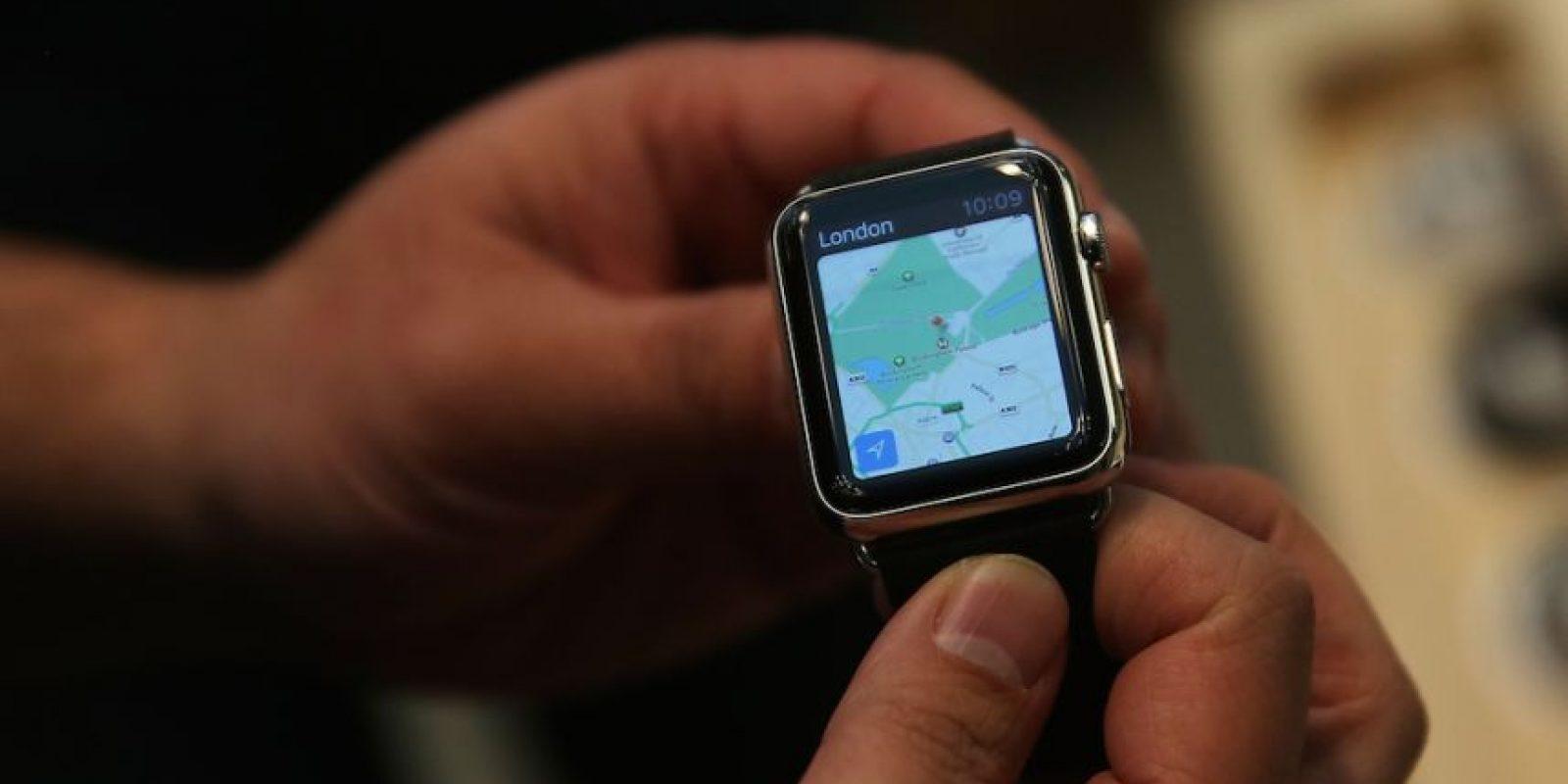 Apple Watch ya está a la venta en nueve países. Foto:Getty Images