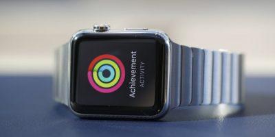 Se trata del primer reloj de Apple. Foto:Getty Images