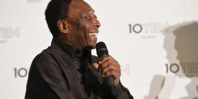 """""""Estadao"""" afirmó que esto ocurrió cuando Pelé militaba en el New York Cosmos, en la década de los setenta. Foto:Getty Images"""