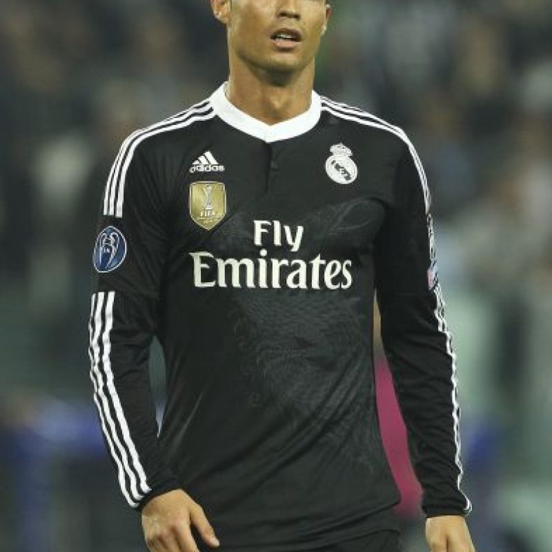 Cristiano se quedó en 76 tantos. Foto:Getty Images
