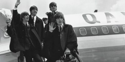 The Beatles forman parte de la Primera Revolución. Foto: Getty Images