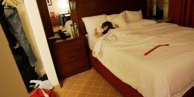 Además de poder dormir, este método también funciona como un relajante natural. Foto:Getty Images