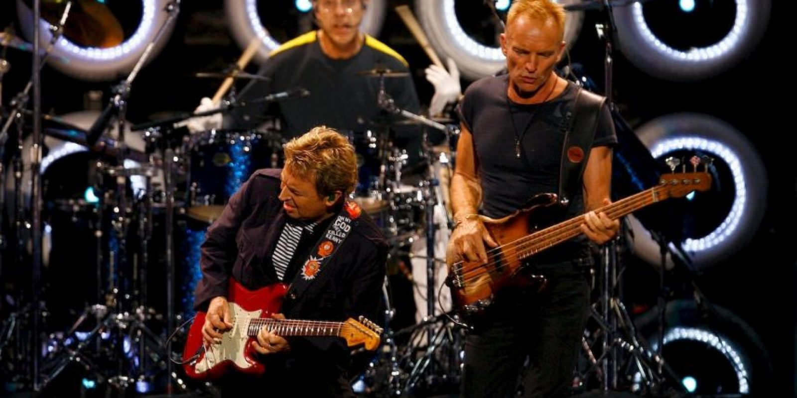 The Police Foto: Getty Images