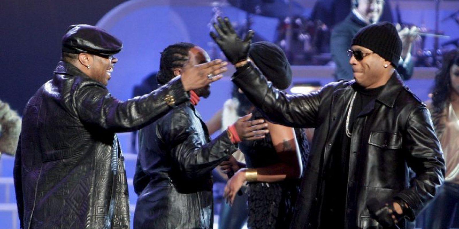 Esta revolución llegó con la música comercial del rap y el hip hop. Foto:Getty Images
