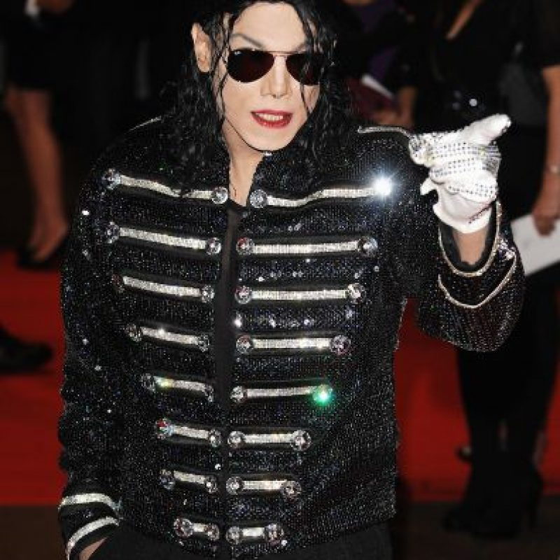Michael Jackson. Foto: Getty Images