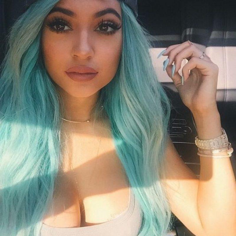 Khloé fue la primera en revelar el secreto de Kylie Foto:Instagram/Kyliejenner