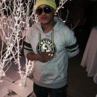 Tiene 27 años y trabaja como actor en películas independientes. También es rapero. Foto:Vía twitter.com/orlandobrown1