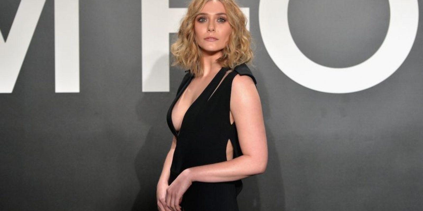 """Participó en cintas como """"Godzilla"""", """"Oldboy"""" y """"Very Good Girls"""", pero su papel como """"Bruja Escarlata"""" se ha convertido en el más popular de su carrera. Foto:Getty Images"""